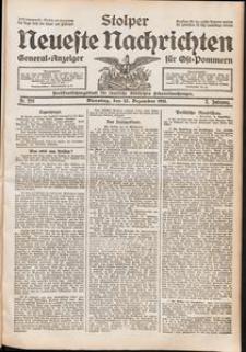 Stolper Neueste Nachrichten. Nr 291/1911