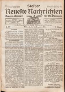 Stolper Neueste Nachrichten. Nr 292/1911