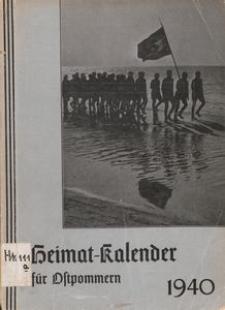 Heimatkalender für Ostpommern 1940