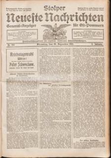 Stolper Neueste Nachrichten. Nr 297/1911