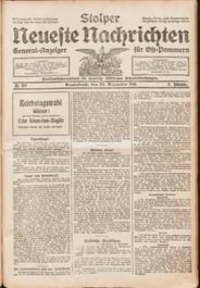 Stolper Neueste Nachrichten. Nr 301/1911