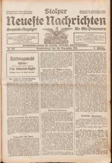 Stolper Neueste Nachrichten. Nr 303/1911