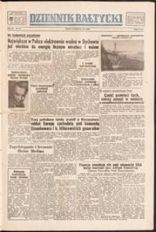 Dziennik Bałtycki, 1951, nr 245