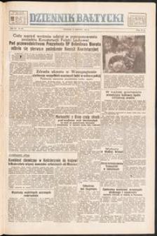 Dziennik Bałtycki, 1951, nr 249