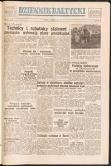 Dziennik Bałtycki, 1951, nr 257