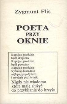 Poeta przy oknie