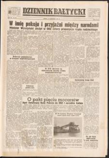 Dziennik Bałtycki, 1951, nr 293