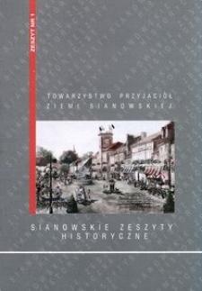 Sianowskie Zeszyty Historyczne