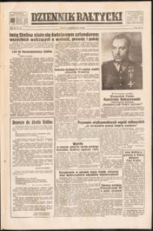 Dziennik Bałtycki, 1951, nr 329