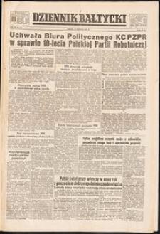 Dziennik Bałtycki, 1951, nr 334