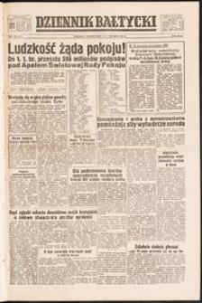 Dziennik Bałtycki, 1952, nr 6