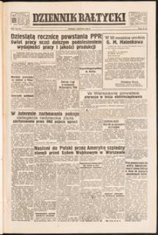 Dziennik Bałtycki, 1952, nr 7