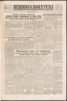 Dziennik Bałtycki, 1952, nr 10