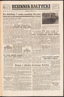 Dziennik Bałtycki, 1952, nr 15