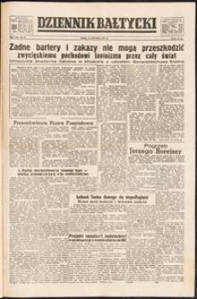 Dziennik Bałtycki, 1952, nr 20
