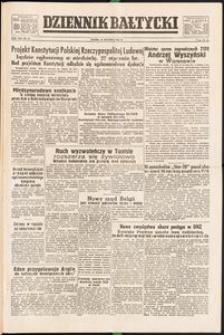 Dziennik Bałtycki, 1952, nr 22