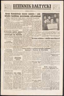 Dziennik Bałtycki, 1952, nr 27