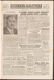 Dziennik Bałtycki, 1952, nr 31