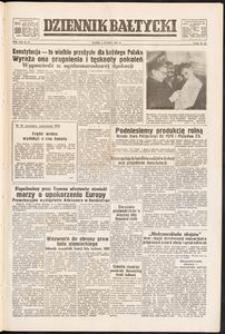 Dziennik Bałtycki, 1952, nr 34