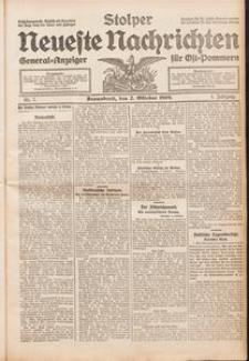 Stolper Neueste Nachrichten Nr. 7/1909