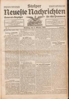 Stolper Neueste Nachrichten Nr. 8/1909