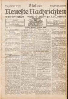 Stolper Neueste Nachrichten Nr. 18/1909