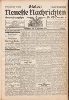 Stolper Neueste Nachrichten Nr. 21/1909