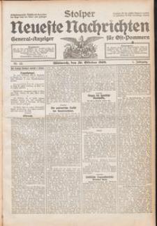 Stolper Neueste Nachrichten Nr. 22/1909