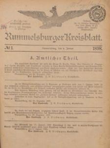 Rummelsburger Kreisblatt 1898