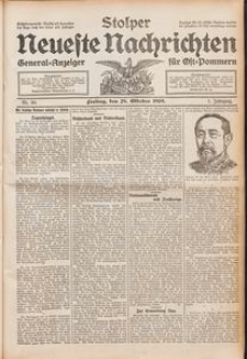 Stolper Neueste Nachrichten Nr. 30/1909