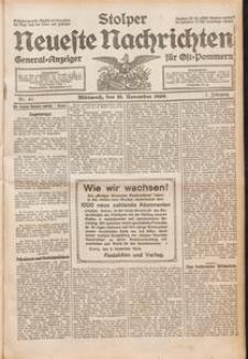 Stolper Neueste Nachrichten Nr. 40/1909