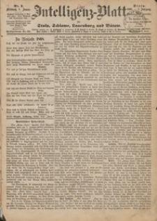 Inteligenz-Blatt für Stolp, Schlawe, Lauenburg und Bütow. Nr 1/1868 r.