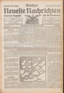Stolper Neueste Nachrichten Nr. 45/1909