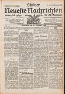 Stolper Neueste Nachrichten Nr. 48/1909