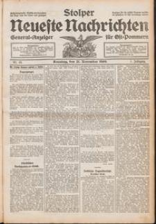 Stolper Neueste Nachrichten Nr. 49/1909