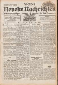 Stolper Neueste Nachrichten Nr. 52/1909