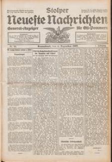 Stolper Neueste Nachrichten Nr. 60/1909