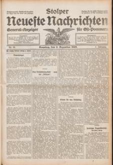 Stolper Neueste Nachrichten Nr. 61/1909