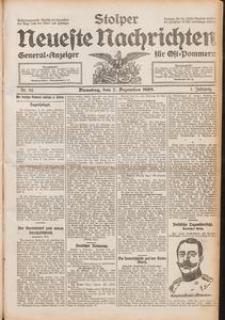 Stolper Neueste Nachrichten Nr. 62/1909