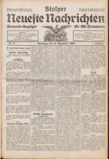 Stolper Neueste Nachrichten Nr. 67/1909