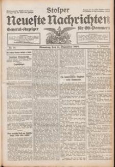 Stolper Neueste Nachrichten Nr. 68/1909