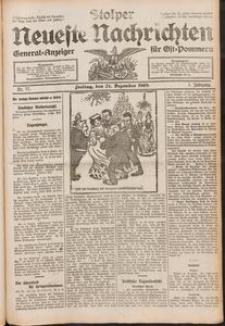 Stolper Neueste Nachrichten Nr. 77/1909