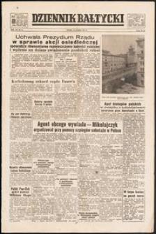 Dziennik Bałtycki, 1952, nr 52