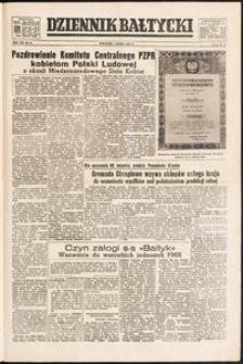 Dziennik Bałtycki, 1952, nr 57