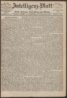 Inteligenz-Blatt für Stolp, Schlawe, Lauenburg und Bütow. Nr 10/1868 r.