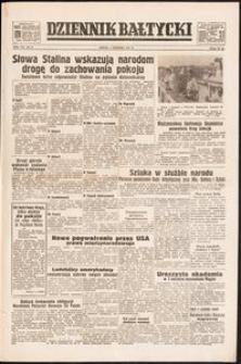 Dziennik Bałtycki, 1952, nr 83