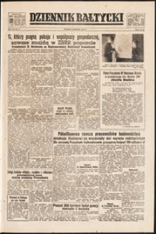 Dziennik Bałtycki, 1952, nr 85