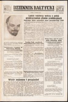Dziennik Bałtycki, 1952, nr 96
