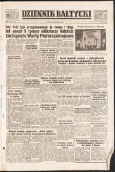 Dziennik Bałtycki, 1952, nr 100