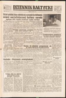 Dziennik Bałtycki, 1952, nr 121